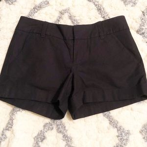 French connection roll cuff shorts